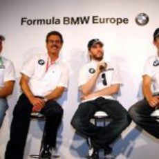 Rueda de prensa BMW