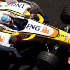 Gran Premio de España 2008: Viernes