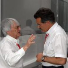Gran Premio de España 2008: Domingo