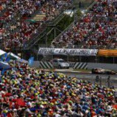 Espectadores GP de España
