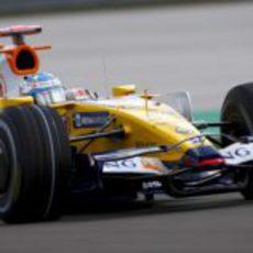 Gran Premio de Turquía 2008: Sábado