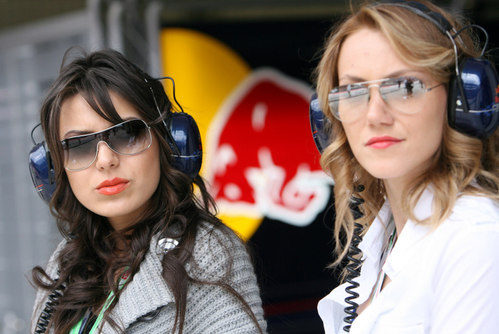 Chicas Fórmula Uno