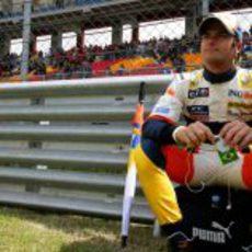 Gran Premio de Turquía 2008: Domingo