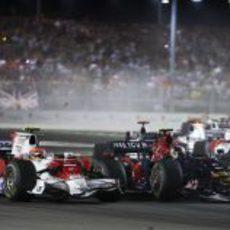 Gran Premio de Singapur 2008: Domingo
