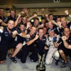 Foto de equipo de Williams