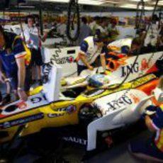Gran Premio de Japón 2008: Viernes