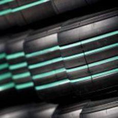 Los neumáticos de Bridgestone