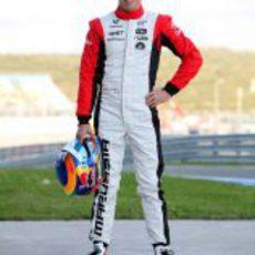 Robert Wickens es el nuevo piloto reserva de Virgin