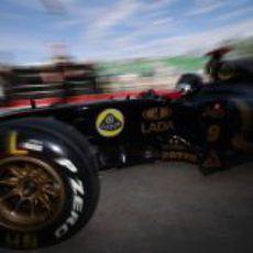 Heidfeld sale a pilotar sobre el circuito Gilles Villeneuve de Canadá