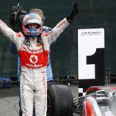 El número uno en el GP de Canadá 2011