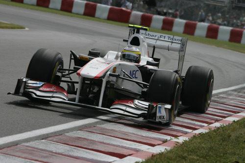 Hora de la verdad para De la Rosa en el GP de Canadá 2011