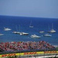 Liuzzi pasa delante del Mediterraneo en Europa 2011