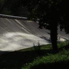 El óvalo de Monza en 2011