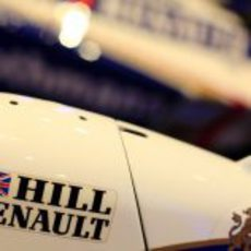 El Williams-Renault de Damon Hill