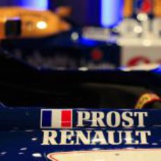 El Williams-Renault de Alain Prost