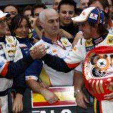 Alonso y Nelsinho