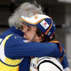 Briatore felicita a Alonso