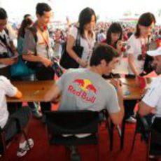 Gran Premio de China 2008: Sábado
