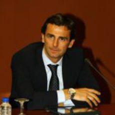 Pedro Martínez de la Rosa, nuevo piloto de HRT