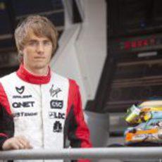 Charles Pic, nuevo piloto de Virgin para 2012