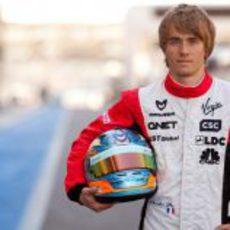 Charles Pic será compañero de Timo Glock en 2012