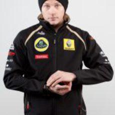 Sorprendente vuelta de Kimi Räikkönen a la Fórmula 1 en 2012