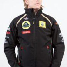Räikkönen se ha dejado el pelo largo desde que dejó la F1 en 2009