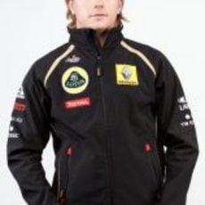 Kimi Räikkönen está feliz de volver a la F1 en 2012