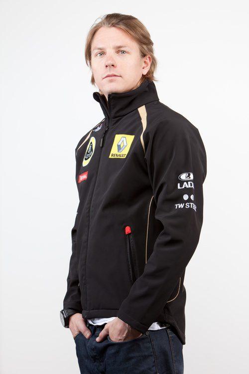 Kimi Räikkönen, piloto de Lotus Renault GP para 2012 y 2013