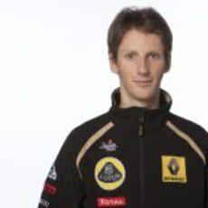 Romain Grosjean ficha por Lotus Renault GP para 2012