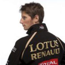 Lotus Renault GP se hace con los servicios de Romain Grosjean para 2012
