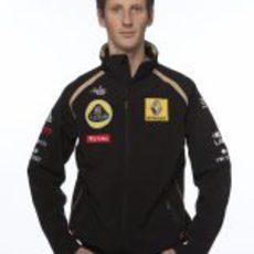 Romain Grosjean será piloto de Lotus Renault GP en 2012