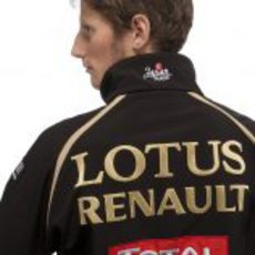 Grosjean llega a la F1 decidido a dar lo mejor de sí