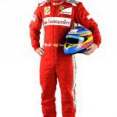 Fernando Alonso, piloto de Ferrari en 2012