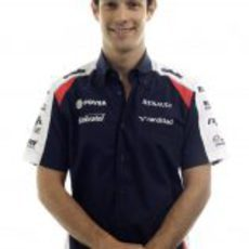 Bruno Senna, piloto de Williams para 2012