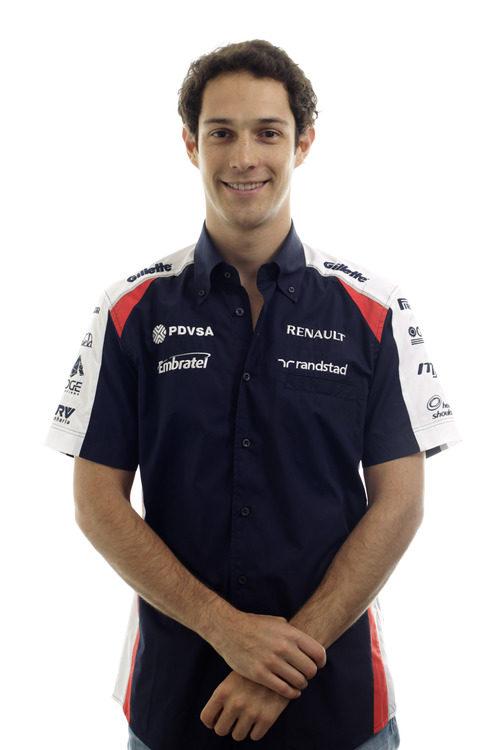 Bruno Senna, piloto de Williams para 2012