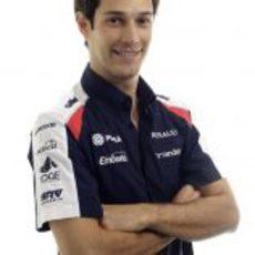 Senna pone su mejor cara para Williams