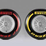 Fotos de los neumáticos Pirelli 2012 de Fórmula 1 11890_cv