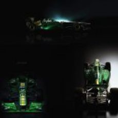 Caterham 2012: CT01