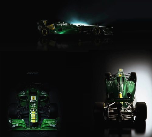 Caterham CT01 F1 2012