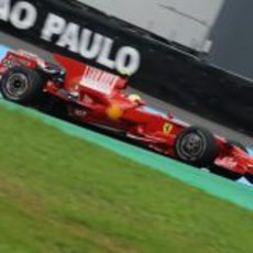 Massa en Interlagos