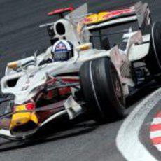 El Red Bull especial de Coulthard