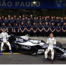 Gran Premio de Brasil 2008: Domingo