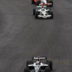 Rosberg en Interlagos
