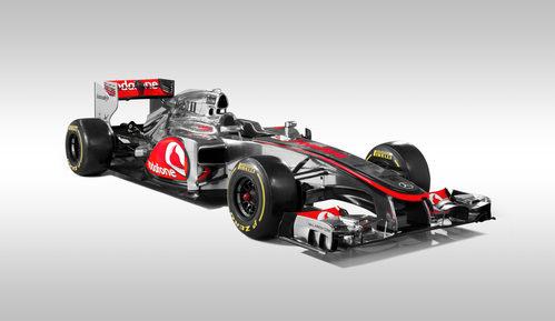 McLaren MP4-27, el coche de 2012