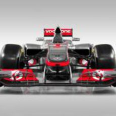 McLaren MP4-27, vista frontal