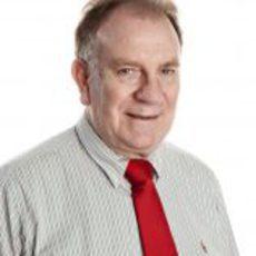 Neil Oatley, director de diseño y desarrollo de McLaren en 2012