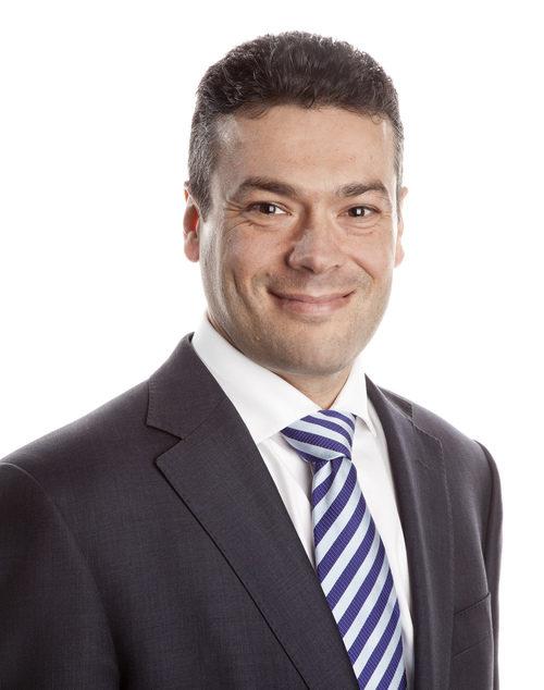 John Cooper, director comercial de McLaren en 2012