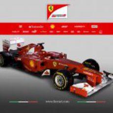 Ferrari F2012, el coche de 2012