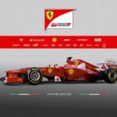 Ferrari F2012, un escalón llamativo en el morro